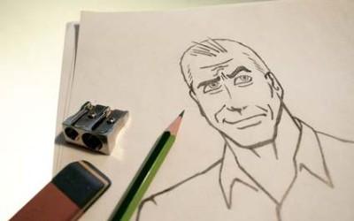 Das besondere Hobby: Comics zeichnen