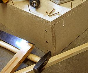 Möbelbau mit kleinem Budget