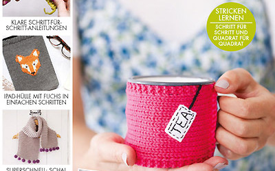 Neues Magazin: Simple Stylish Stricken