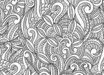 Zentangle® – Entspannung beim Zeichnen finden