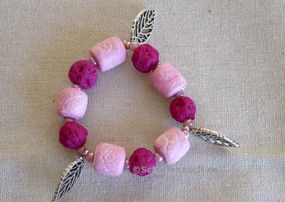 MJ-Pink-Armband