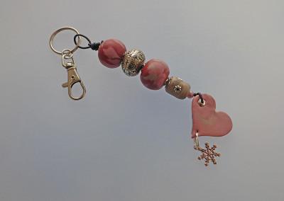 Schlüsselanhänger aus MiraJolie