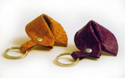 Wiederentdeckter Werkstoff: Fischleder
