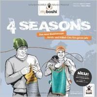 myboshi - 4 Seasons: Sagenhafte 16 Mützen und andere coole Häkelideen für das ganze Jahr von Thomas Jaenisch / ISBN: 3954530244